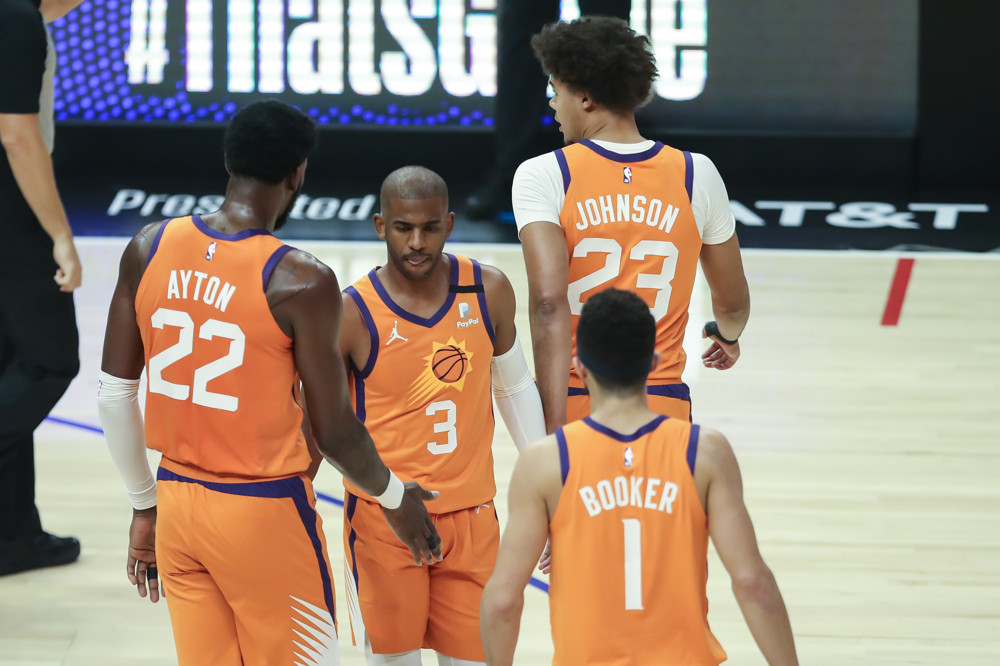 Suns lakers odds